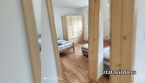 Spavaća soba - Apartmani Aronija