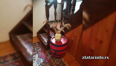 """Hodnik - Kuća za odmor """"Amzići"""" Zlatarsko jezero"""