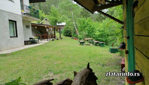 """Vikendica """"Kamalj"""" Zlatarsko jezero"""