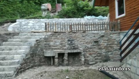 "Brvnara ""Veljko"" Zlatarsko jezero"