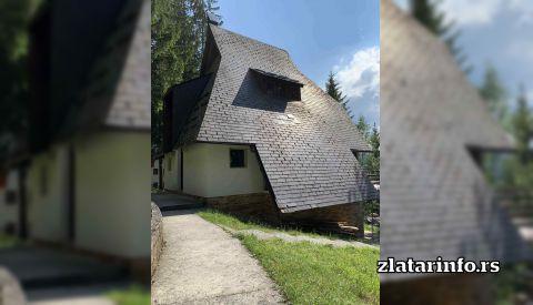 Titova vila Zlatar