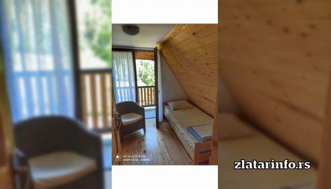 Soba u potkrovlju - Vila Dunja Zlatar