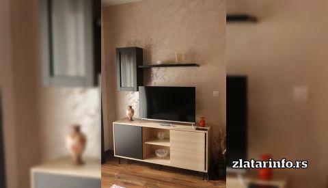 "Dnevni boravak - Apartman ""Zlatarski sjaj"" Zlatar"
