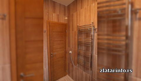 """Kupatilo - Apartman """"Zlatarski sjaj"""" Zlatar"""