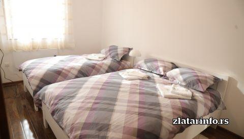 """Spavaća soba - Apartman """"Zlatarski sjaj"""" Zlatar"""