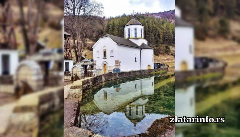 Crkva Sv. Blagoveštenja - Štitkovo