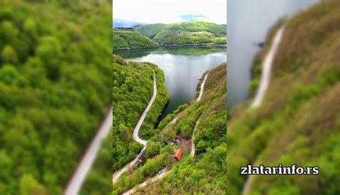 "Brvnara ""Đorđe"" Zlatarsko jezero"