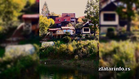 "Aparman ""Orlovo gnezdo"" Zlatarsko jezero"