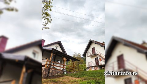 Vikendice The Village House Zlatar