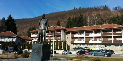 Trg vojvode Petra Bojovića u Novoj Varoši