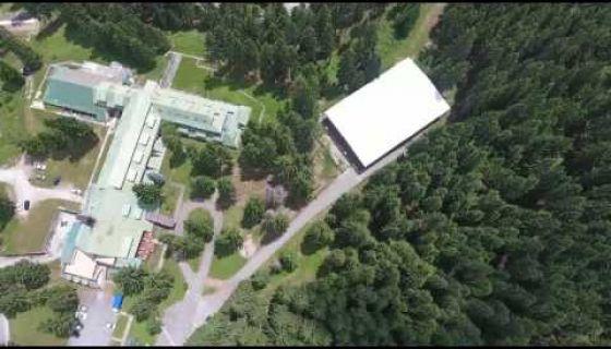 """Hotel """"Panorama"""" iz vazduha"""