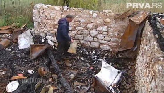 TV Prva  Exploziv Požar Nova Varoš
