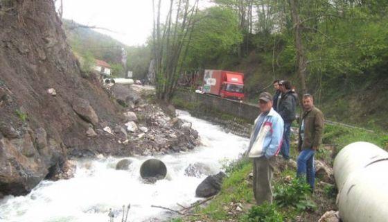 Mini hidrocentrala na Bistrici