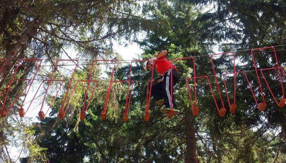 Adrenalin park (avantura park)