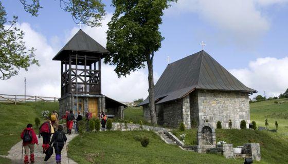 Манастир Дубница
