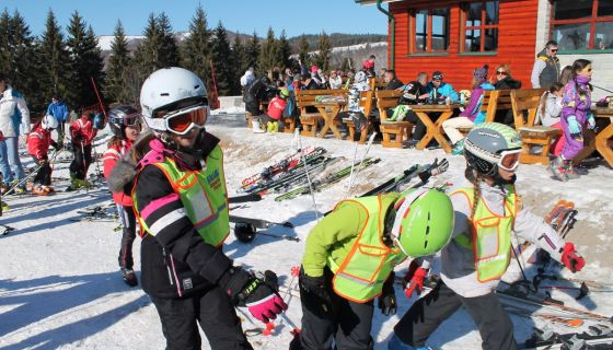 Скијање и сунчање на Златару