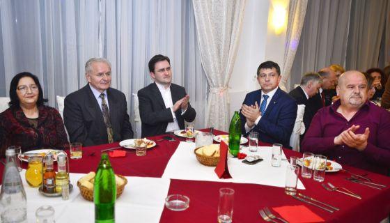 Dimitrije Paunović i Nikola Selaković - Druženje Novovarošana u Beogradu