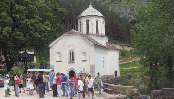 Црква Благовештења у Штиткову