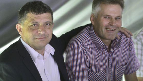 Radisav Rade Vasiljevic i Dimitrije Paunovic