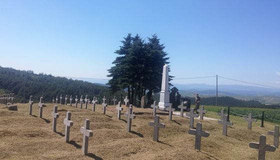 Спомен-комплекс на Јавору