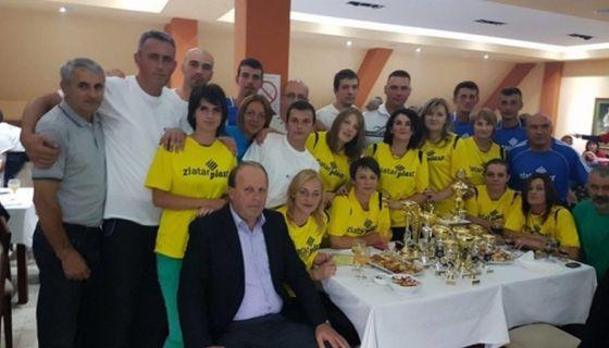 Екипа Златарпласта свеукупни победник Radnickih sportskih игара