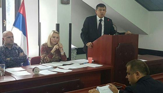 Smena Dimitrija Paunovica skupstina opstine