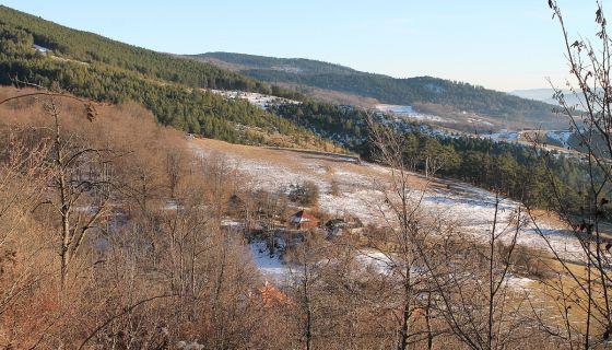 Планински масив Муртеница
