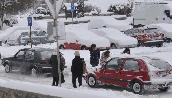 Nova Varoš: Slike zime i snega na kakve smo skoro zaboravili