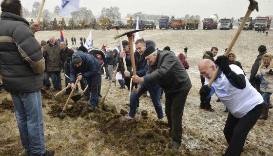 Почетак градње гондоле на Златибору
