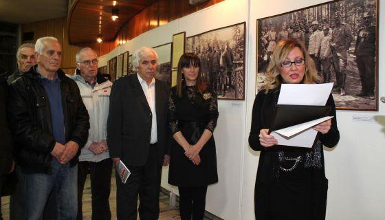 Обнављање  памћења народа и чување успомена – са изложбе у Дому културе