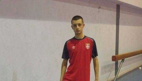 Нововaрошки репрезентативац - Вељко Чкоњевић
