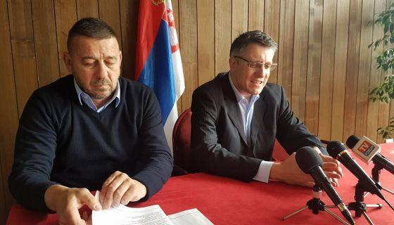 Aleksandar Popović u Prijepolju