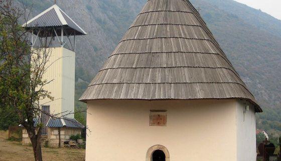 Цркква у Бистрици