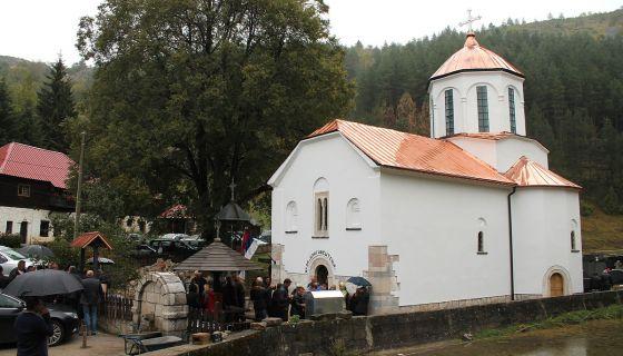 Радови на храму Благовештења  коштали 7,5 милона динара (Фото: Д. Гагричић)