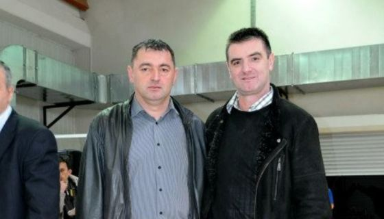 Radomir Bato Matović i Predrag Peruničić
