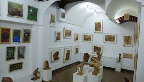 """Umetnička galerija """"Kvadratura kruga"""""""