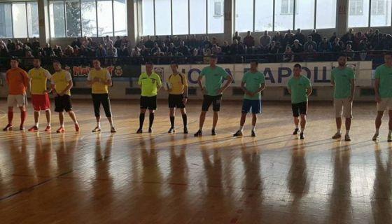 Божићни турнир у малом фудбалу Нова Варош 2018.