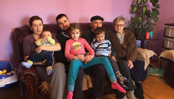 Породица Љујић из Бистрице