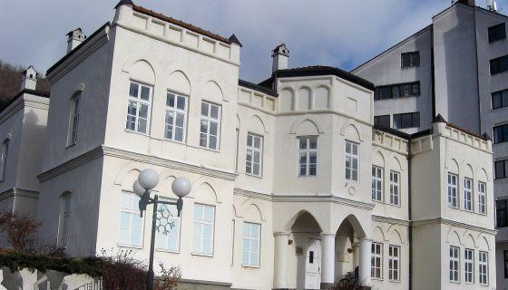 Петровић гостује после 12 година - зграда Библиотеке