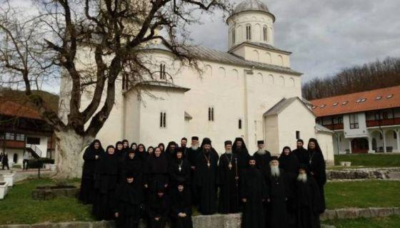 Милешевска епархија