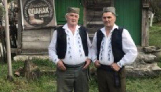 Slavko Karadžić i Radenko Gordić