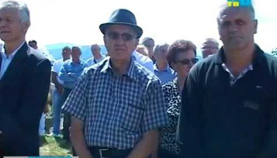 TV Priboj - Spomen česma vojvodi Bojoviću