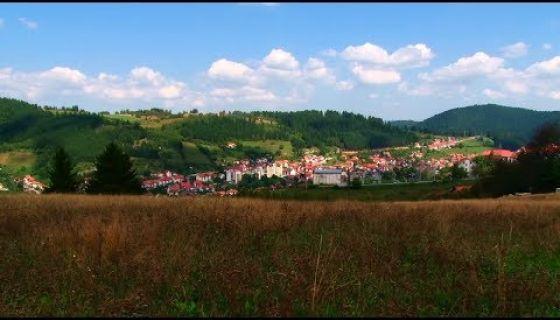 Златар, Увачко језеро - Србија у кадру
