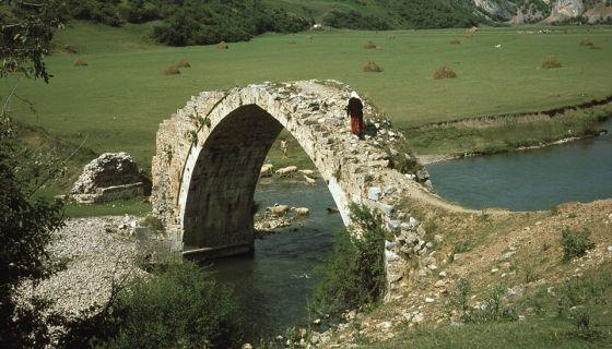 Most na reci Uvac