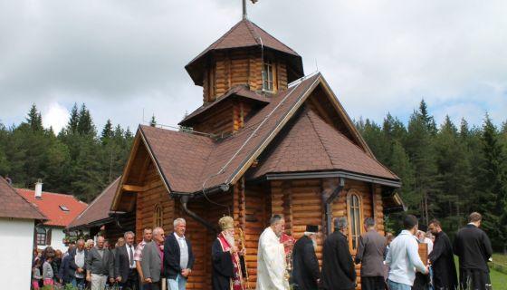 Manastir Svetih mučenika i besrebrenika Kozme i Damjana na Vodenoj Poljani