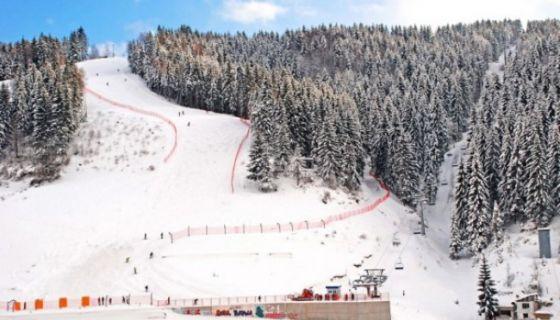 Skijaliste Zlatar Ski staza Brijezdja