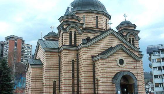 Храм Васкрсења Христовог у Прибоју
