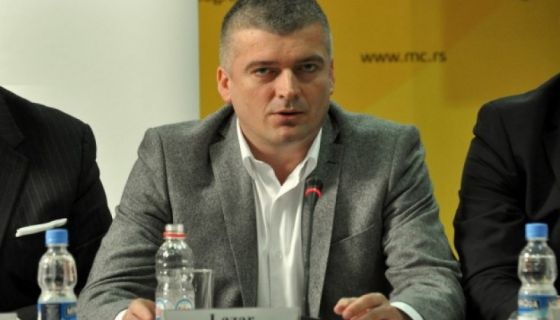 Lazar Rvović, predsednik opštine Priboj