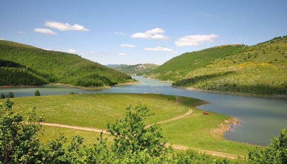 Uvačko jezero - Šipovik