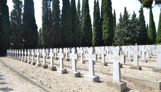 Srpsko vojnicko groblje Solun